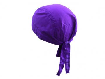 Bandana Hat - purple