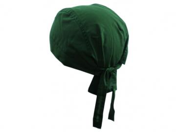 Bandana Hat - dark green