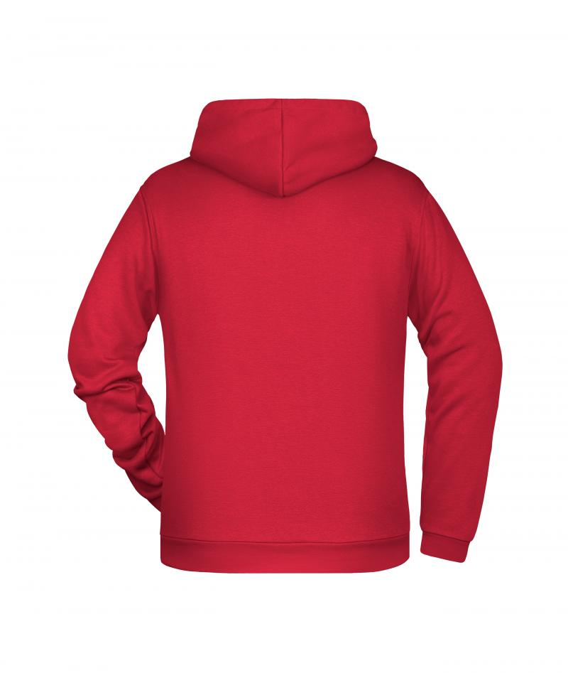 Promo Hoody Man - red