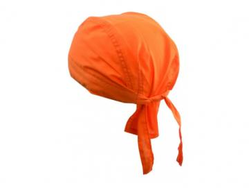 Bandana Hat - orange