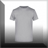 T-Shirt Round-T Heavy - grey-heather